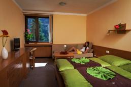 Ubytovanie - Hotel Repiská
