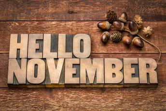 Posledný novembrový víkend